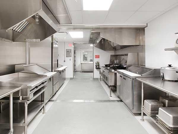 Reynoxalba trabajos a medida en acero inoxidable for Cocinas pequenas industriales